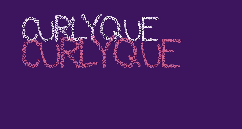 CurlyQue