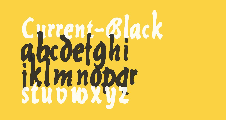 Current-Black