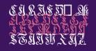 Curved-Manuscript-17th-c-