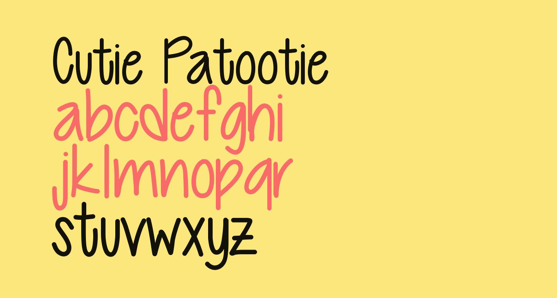 Cutie Patootie