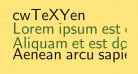 cwTeXYen