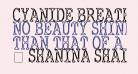 Cyanide Breathmint