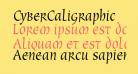 CyberCaligraphic