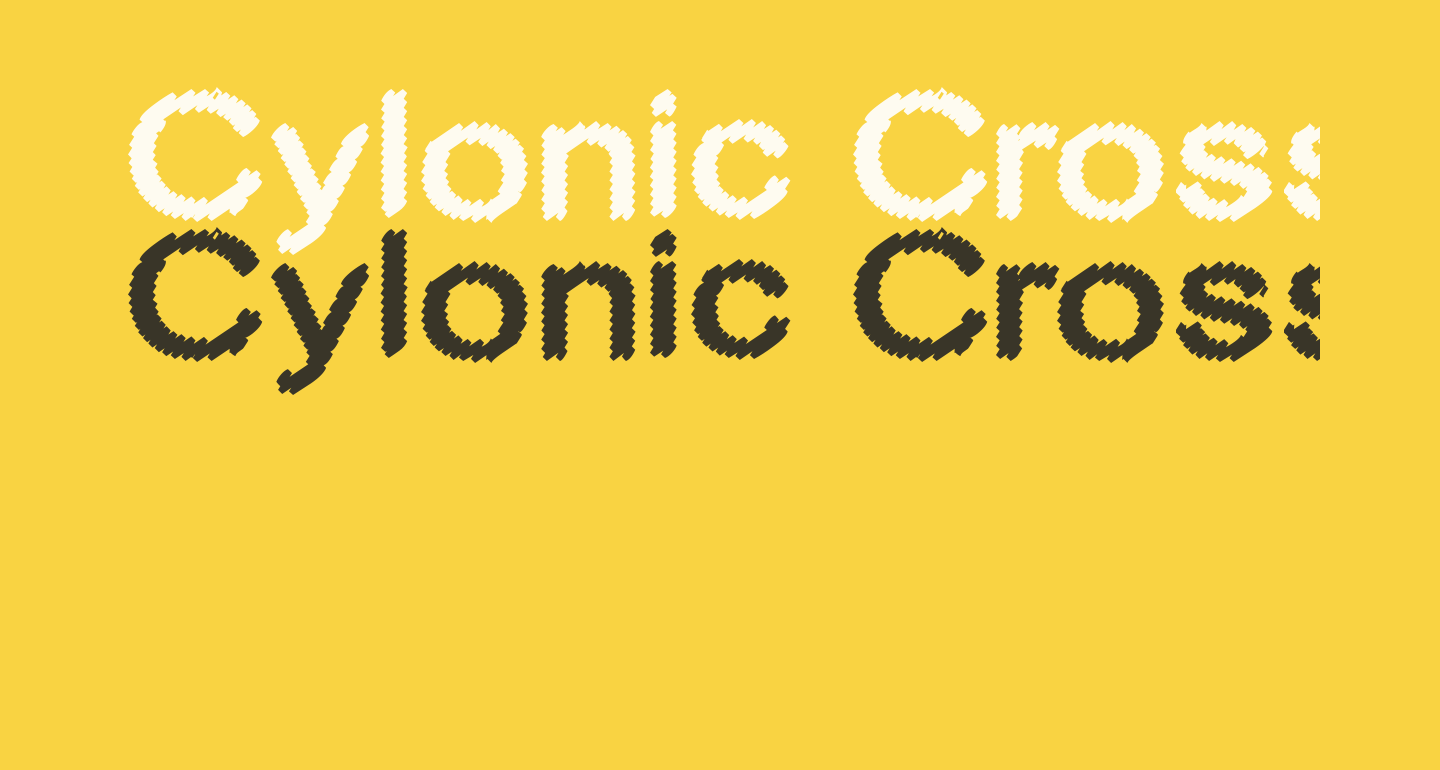 Cylonic Crossdraft