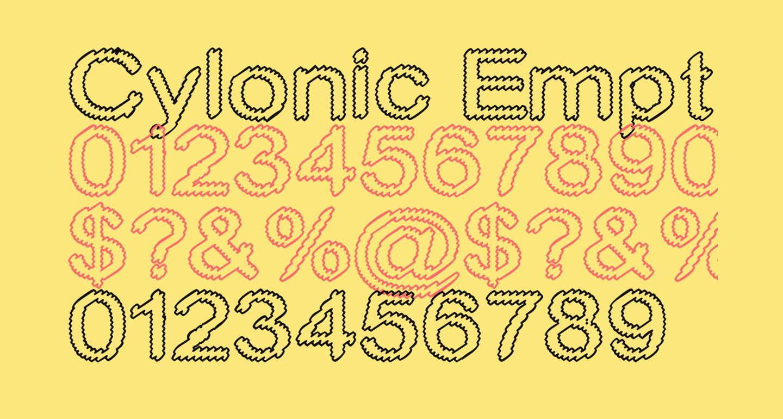 Cylonic Empty