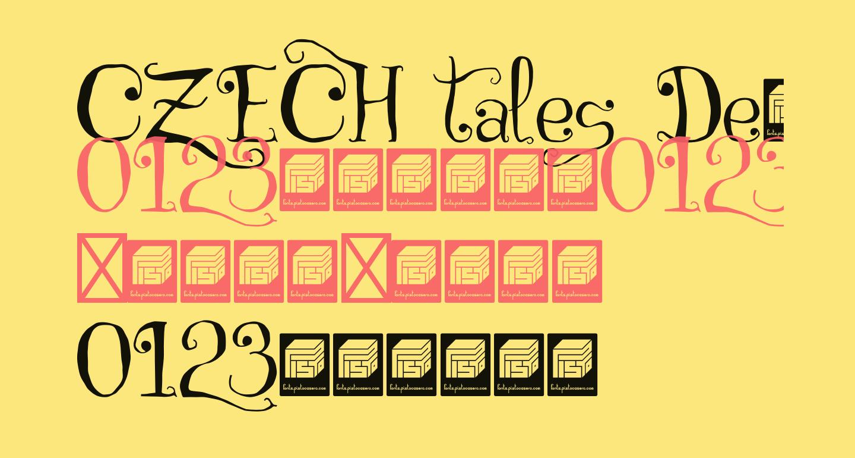 CZECH tales Demo