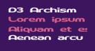 D3 Archism