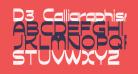 D3 Calligraphism