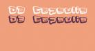 D3 Capsulism Alphabet