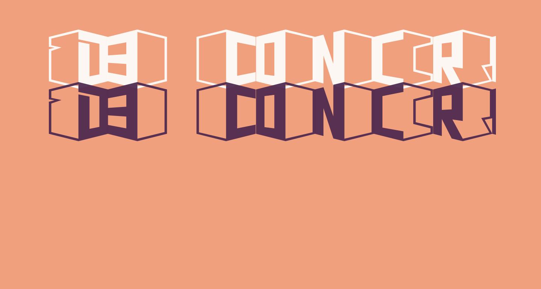 D3 Concretism typeB