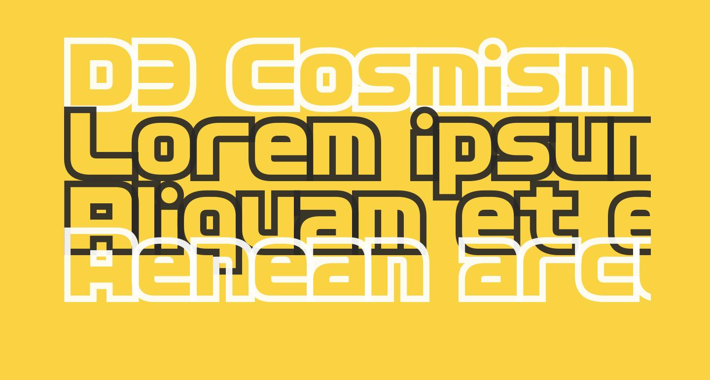 D3 Cosmism