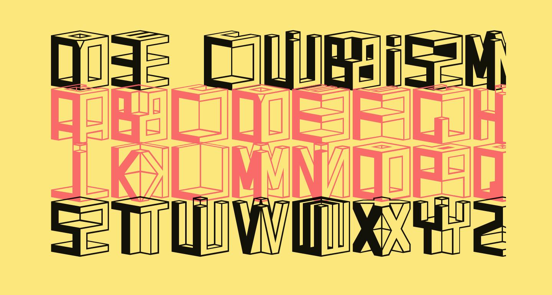 D3 Cubism