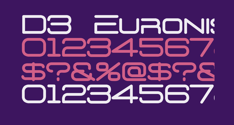 D3 Euronism