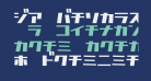D3 Factorism Katakana