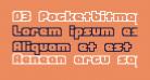 D3 Pocketbitmapism Outline