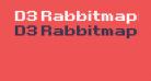D3 Rabbitmapism Wide