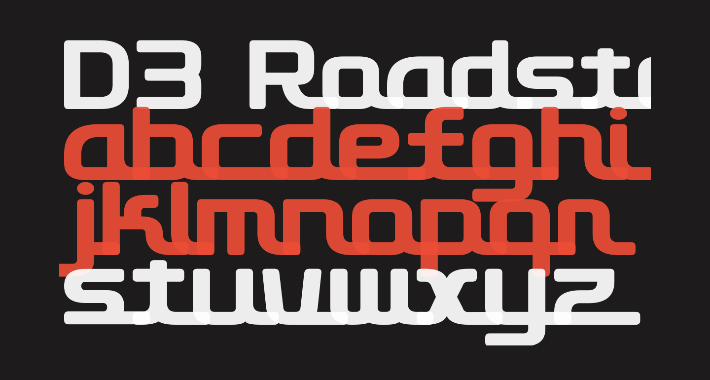 D3 Roadsterism