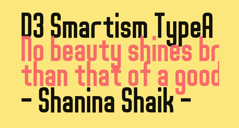 D3 Smartism TypeA