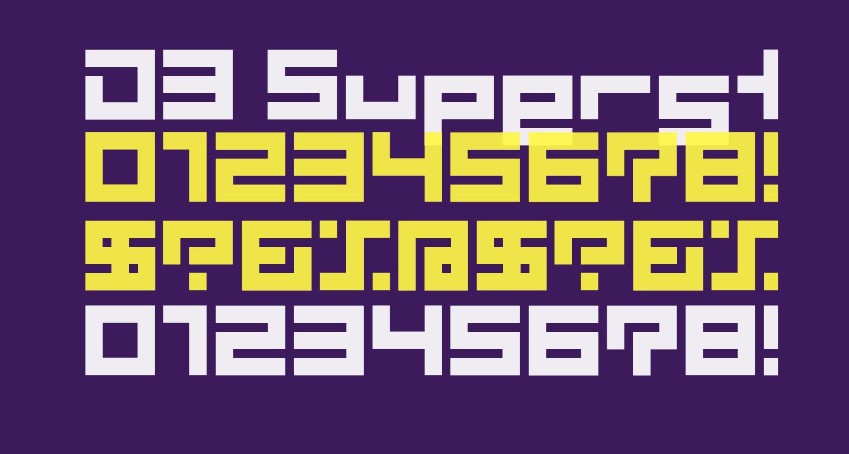 D3 Superstructurism Inline