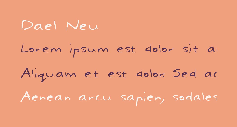 Dael Neu