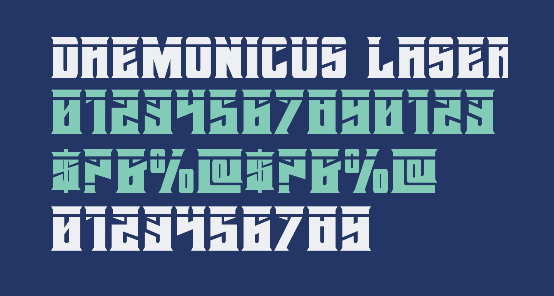 Daemonicus Laser