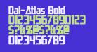 Dai-Atlas Bold