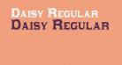 Daisy Regular