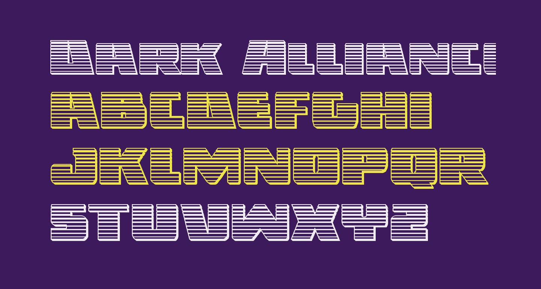 Dark Alliance Chrome