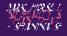 Dark Horse Italic