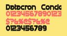 Datacron Condensed Bold
