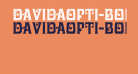 DavidaOpti-Bold