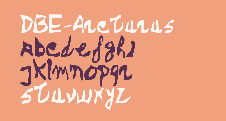 DBE-Arcturus