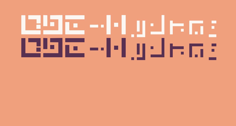 DBE-Hydrogen