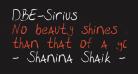 DBE-Sirius