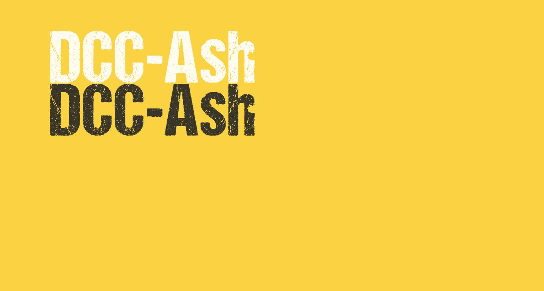 DCC-Ash