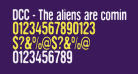DCC - The aliens are coming