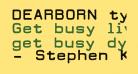 DEARBORN type