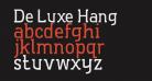 De Luxe Hang