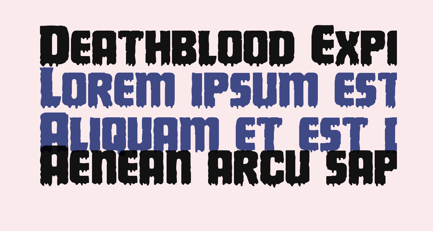Deathblood Expanded