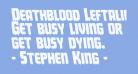 Deathblood Leftalic