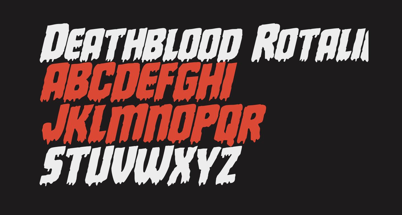 Deathblood Rotalic