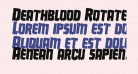 Deathblood Rotated 2