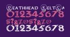 Deathhead KeltCaps