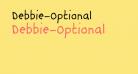 Debbie-Optional