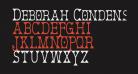 Deborah Condensed