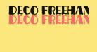 Deco Freehand