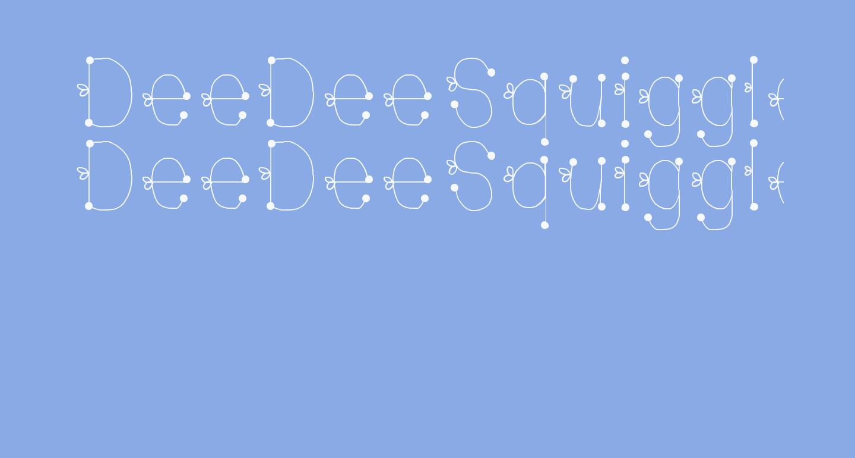 DeeDeeSquigglesAndTies