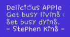 Delicious Apple by cyn