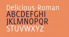 Delicious-Roman