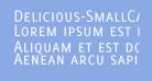 Delicious-SmallCaps